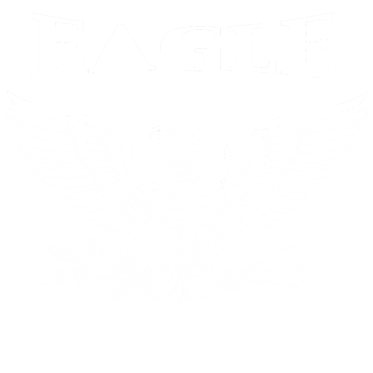 The Eagle NYC Retina Logo