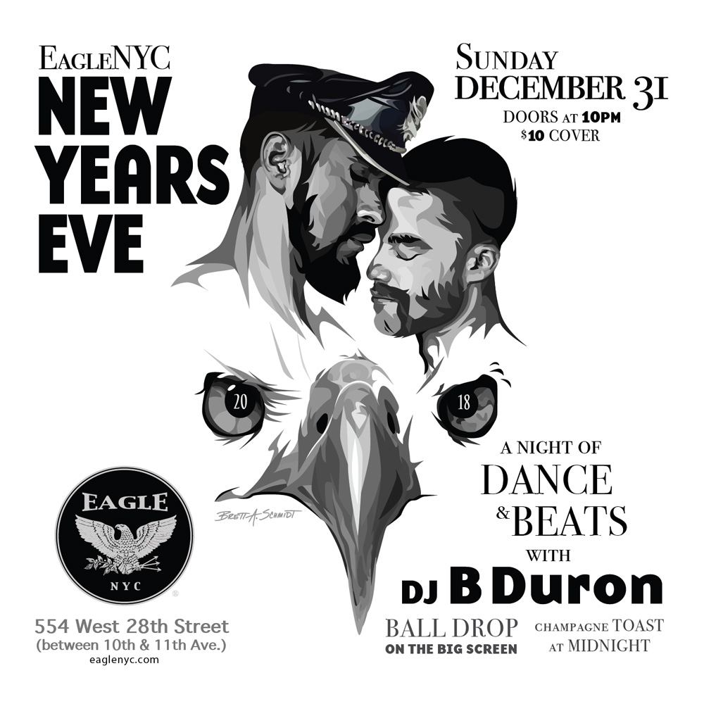 NEW YEAR\'S EVE - The Eagle NYC