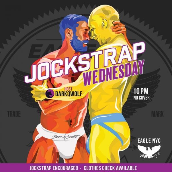 Jockstrap Wednesday