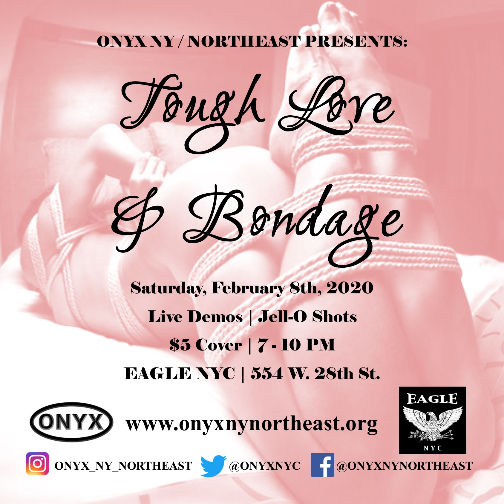 Onyx Tough Love/Bondage