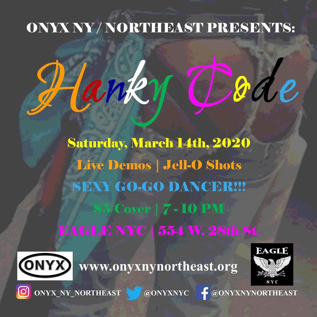 Onyx March 14, 2020