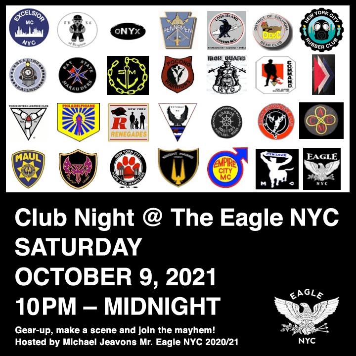 Club Night 100921